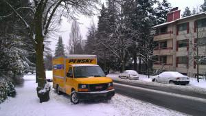 Penske 12' & Snow
