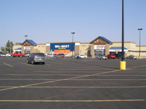 Wal-Mart Supercenter, Miles City